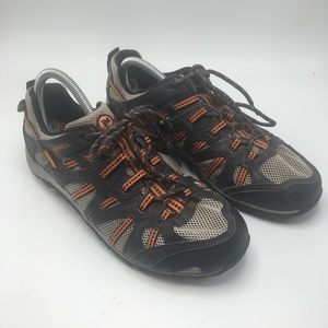 Merrell Men Outdoor Hiking Shoes Mesh Size 10 1062